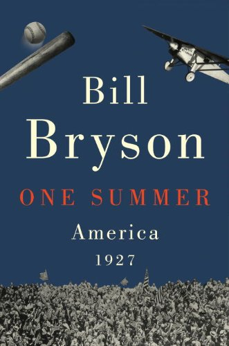 One Summer America 1927 N/A edition cover