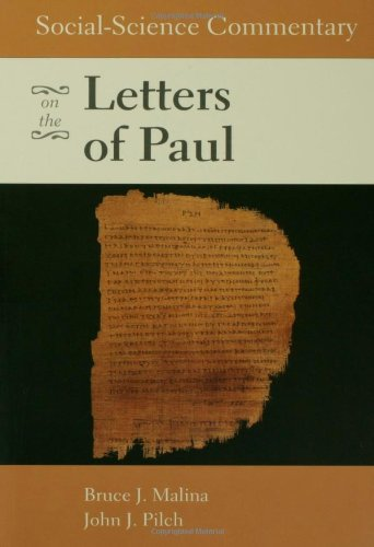 Social-Science Commentary on the Letters of Paul   2006 9780800636401 Front Cover