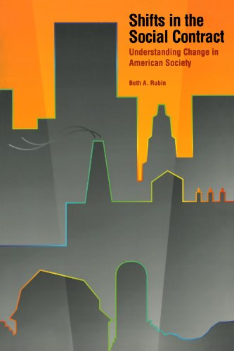 Shifts in the Social Contract Understanding Change in American Society  1995 edition cover