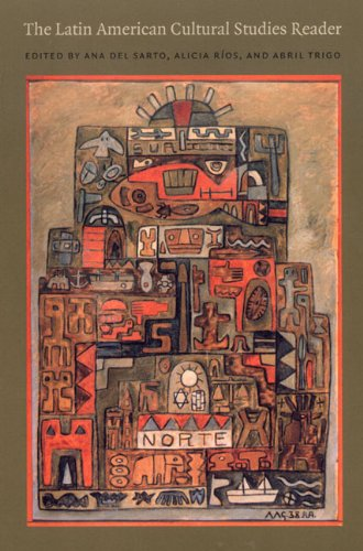 Latin American Cultural Studies Reader   2004 edition cover