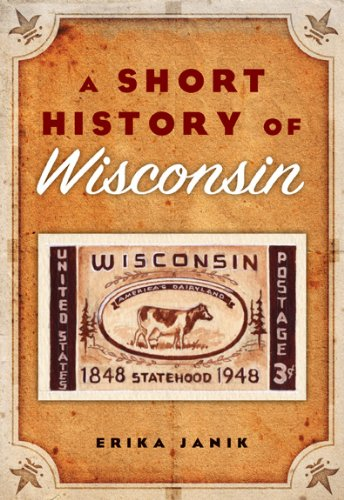 Short History of Wisconsin   2010 edition cover