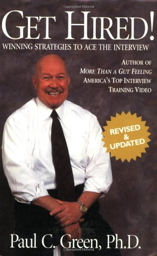 Get Hired! Winning Strategies to Ace the Interview  2006 edition cover