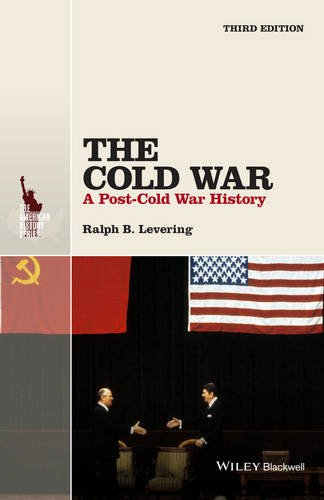 The Cold War: A Post-cold War History  2016 9781118848401 Front Cover