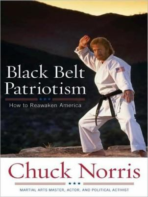 Black Belt Patriotism: How to Reawaken America, Library Edition  2008 edition cover
