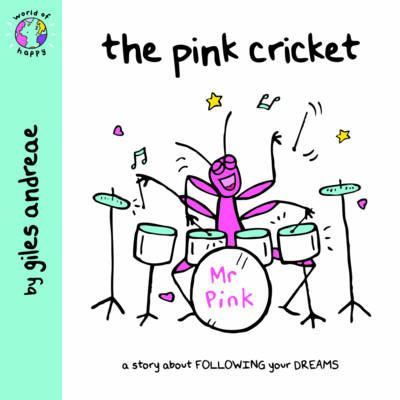 Pink Cricket   2011 9781405258401 Front Cover