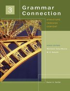 Grammar Connection 3 Structure Through Content  2008 edition cover