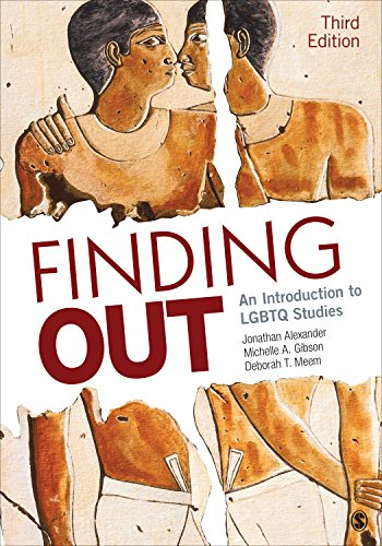 Finding Out An Introduction to LGBTQ Studies 3rd 2018 9781506337401 Front Cover