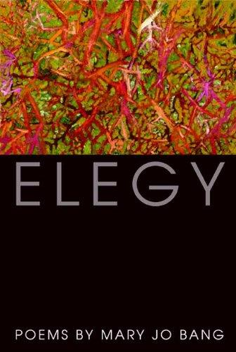 Elegy Poems N/A edition cover