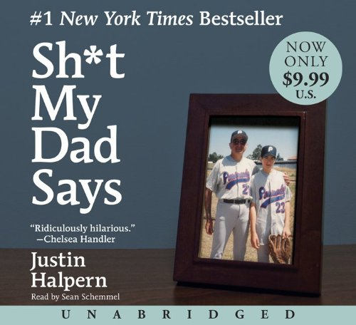 Sh*t My Dad Says:  2010 edition cover