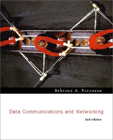 DATA COMMUNICATIONS+NETWORKING N/A edition cover