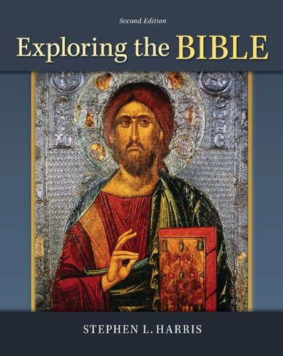 Exploring the Bible  2nd 2014 edition cover