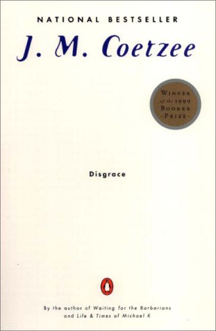 Disgrace   1999 edition cover