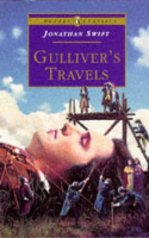 Gulliver's Travels   1997 (Abridged) 9780140382402 Front Cover