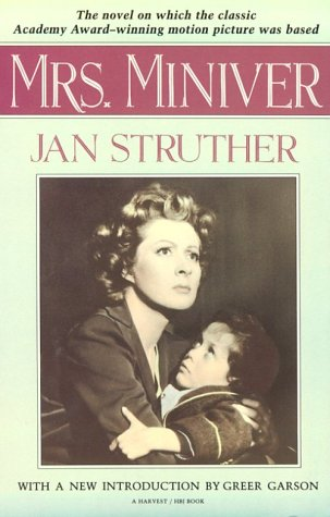 Mrs. Miniver  N/A edition cover