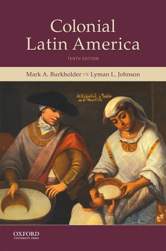Colonial Latin America:   2018 9780190642402 Front Cover