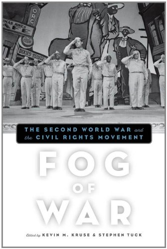 Fog of War The Second World War and the Civil Rights Movement  2012 9780195382402 Front Cover