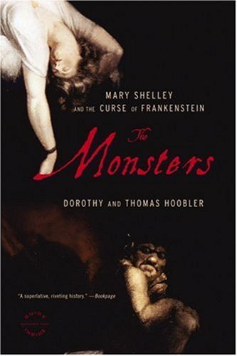Monsters Mary Shelley and the Curse of Frankenstein N/A edition cover