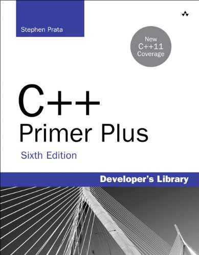 C++ Primer Plus  6th 2012 (Revised) edition cover