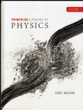 Principles and Practice of Physics   2015 edition cover