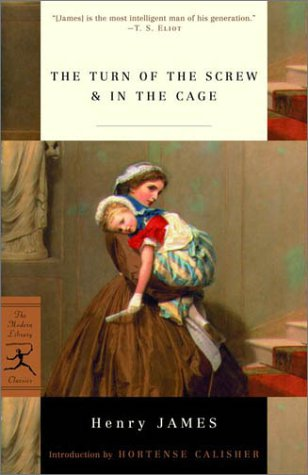 Turn of the Screw and in the Cage   2001 edition cover