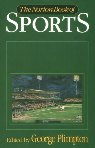 Norton Book of Sports  N/A edition cover