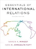 Essentials of International Relations:   2016 9780393283402 Front Cover