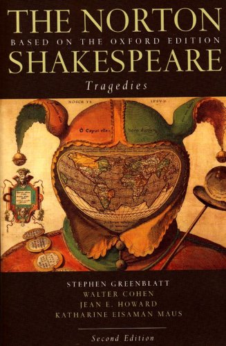 Norton Shakespeare  2nd 2008 edition cover
