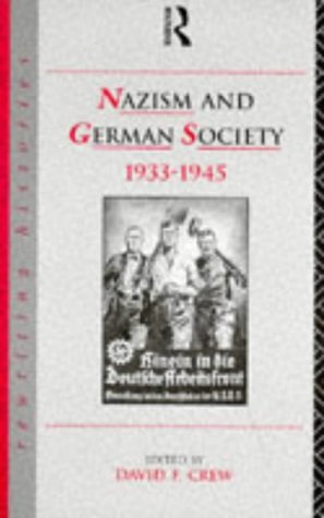 Nazism and German Society, 1933-1945   1994 edition cover