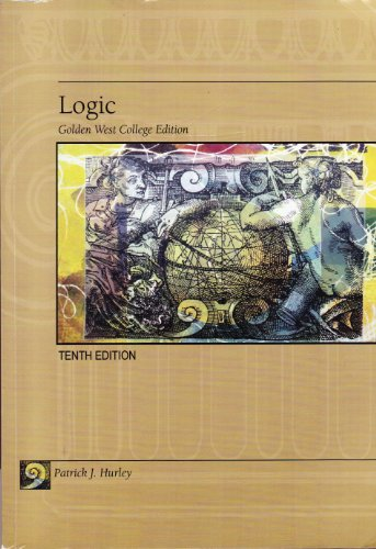 LOGIC >CUSTOM<                          N/A 9780495646402 Front Cover