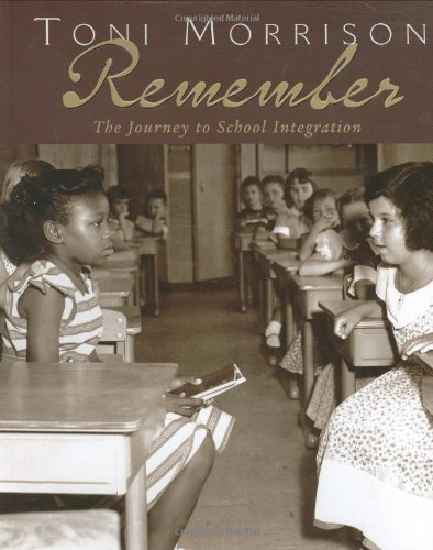 Remember The Journey to School Integration  2004 (Teachers Edition, Instructors Manual, etc.) edition cover