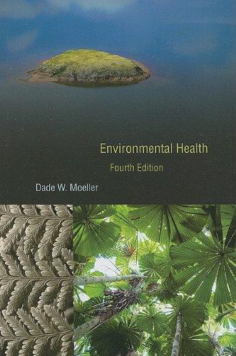 Environmental Health  4th 2011 edition cover