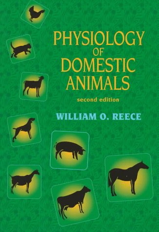 Functional Anatomy and Physiology of Domestic Animals  2nd 1997 9780683072402 Front Cover