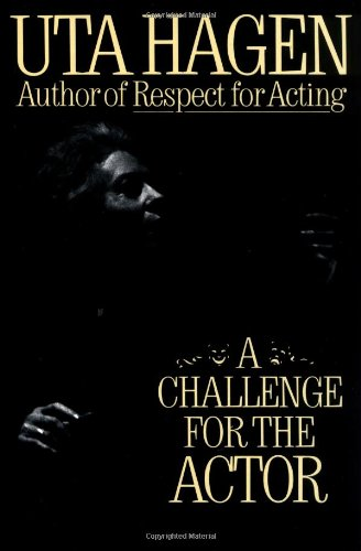 Challenge for the Actor   1991 edition cover