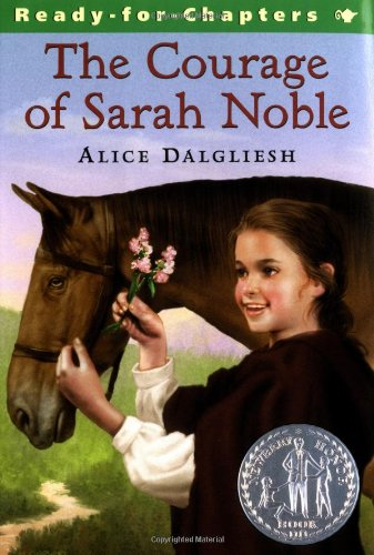 Courage of Sarah Noble  2nd 1982 (Reprint) edition cover