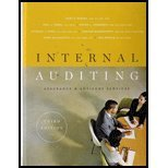 INTERNAL AUDITING-W/DVD        N/A edition cover