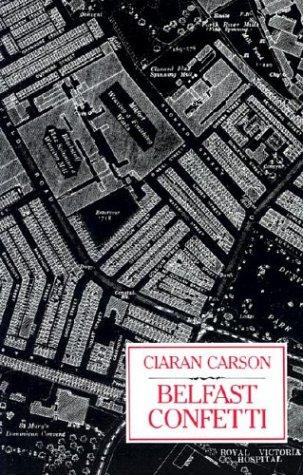 Belfast Confetti  N/A edition cover