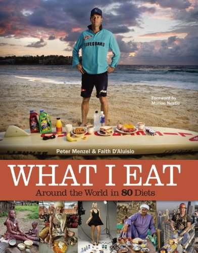 What I Eat Around the World in 80 Diets  2010 edition cover