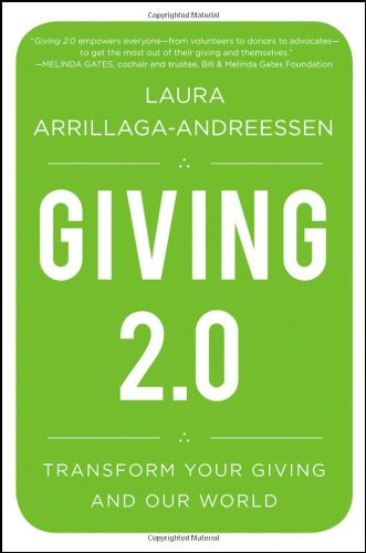 Giving 2.0 Transform Your Giving and Our World  2011 edition cover