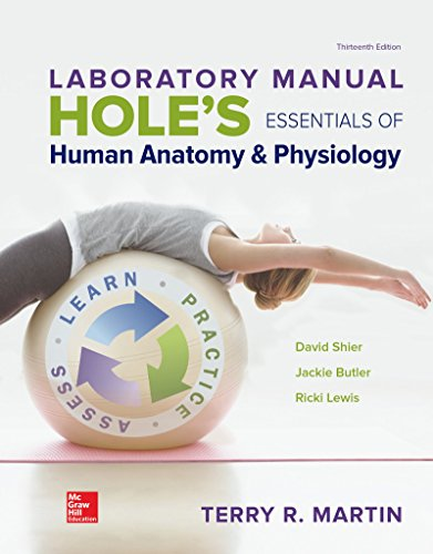 Hole's Essentials of Human Anatomy & Physiology:   2017 9781259869402 Front Cover