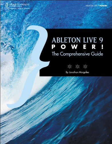 Ableton Live 9 Power! The Comprehensive Guide  2014 edition cover