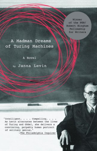 Madman Dreams of Turing Machines  N/A edition cover