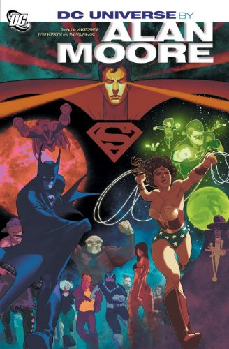 DC Universe by Alan Moore  N/A edition cover