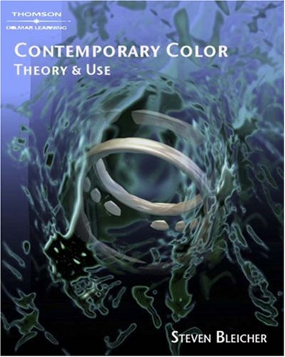 Contemporary Color Theory and Use  2005 edition cover