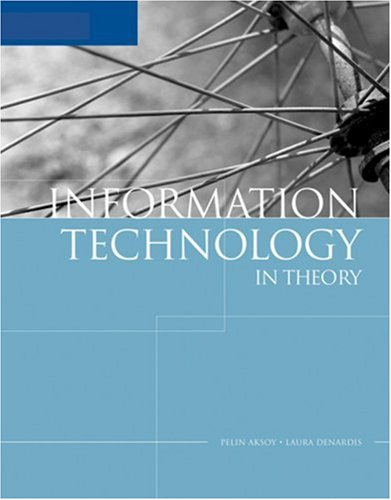 Information Technology in Theory   2008 edition cover