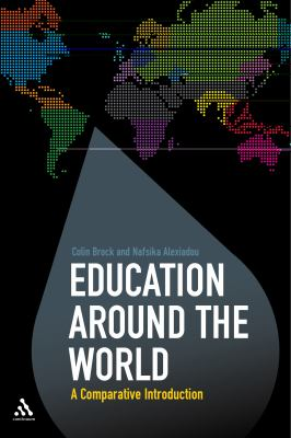 Education Around the World A Comparative Introduction  2013 edition cover