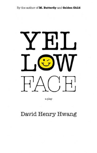 Yellow Face   2008 edition cover