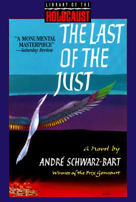 Last of the Just Reprint edition cover