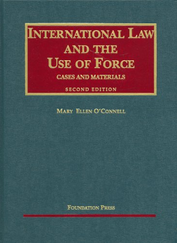 International Law and the Use of Force  2nd 2009 (Revised) edition cover