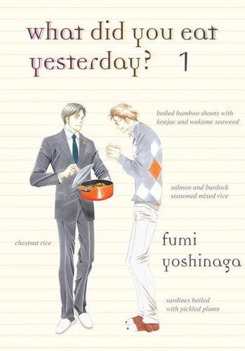 What Did You Eat Yesterday?, Volume 3   2014 9781939130402 Front Cover