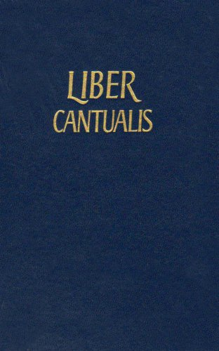 Liber Cantualis : Latin Chants for the Ordinary of the Mass N/A edition cover